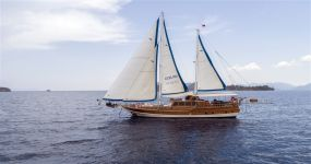 Korfu Adası Gulet Kiralama
